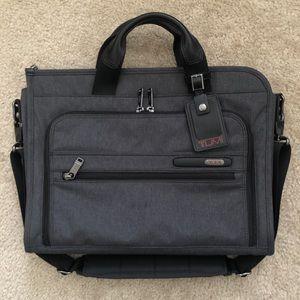 Tumi Slim Portfolio Briefcase